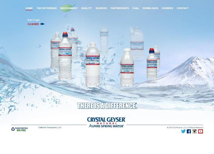 Crystal Geyser ASW