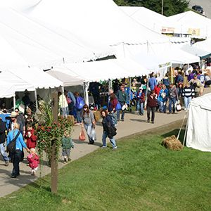 Event Information for the Mother Earth News Fair in Seven Springs, Pa.