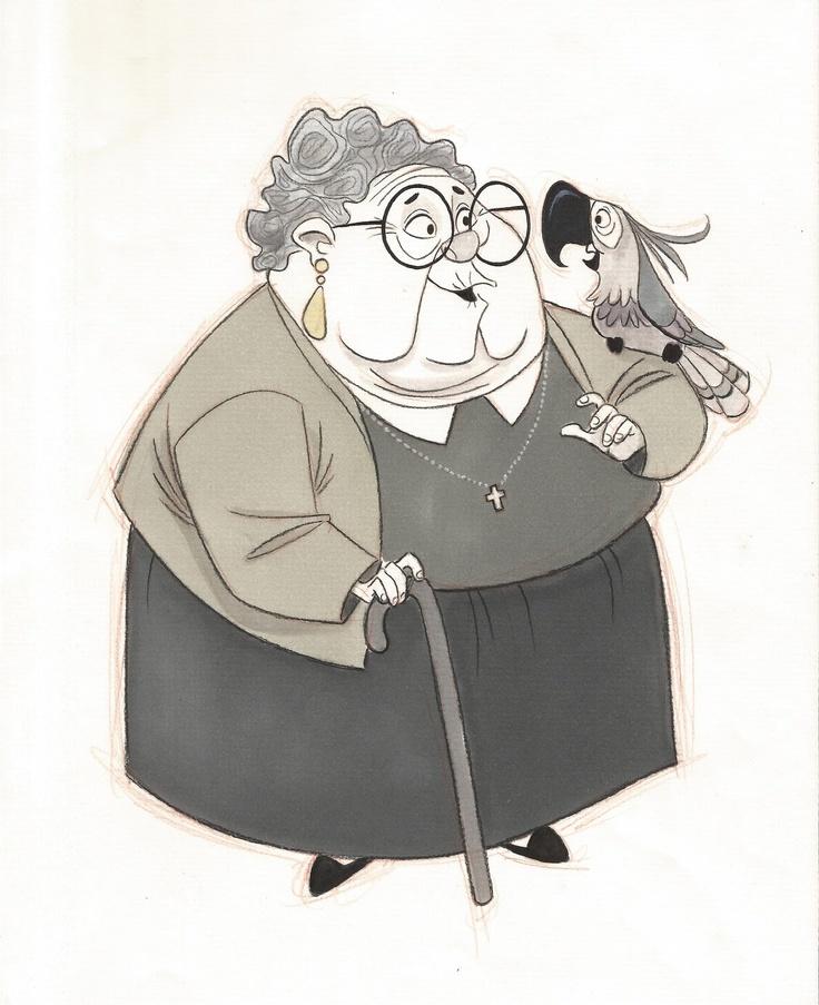 Inspector Cleuzo: New Random Characters