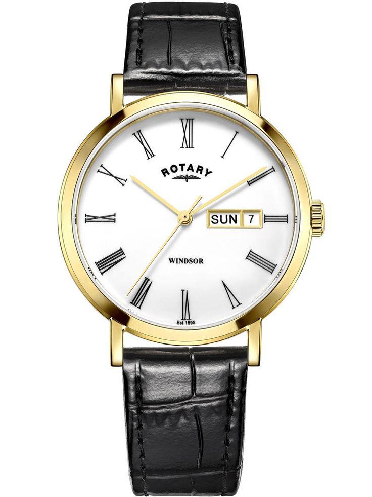 Rotary Mens Windsor Watch GS05303/01
