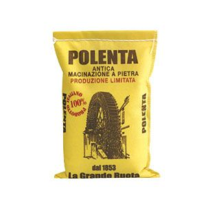 ITALIAN POLENTA ONLINE – POLENTA MACINATA GR.500