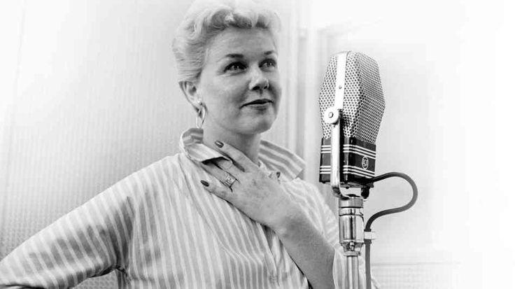 Doris Day stripe inspiration
