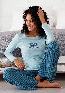 Flanell-Pyjama, Vivance