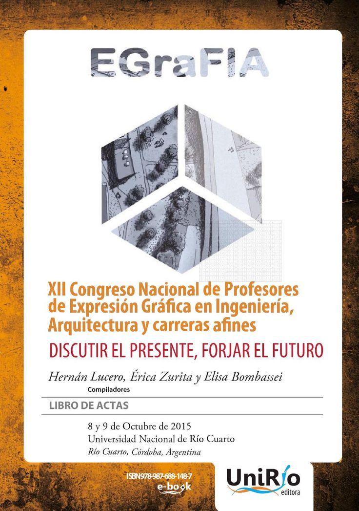 CNPEG XII  Publicación del XII Congreso Nacional de Profesores de Expresión…