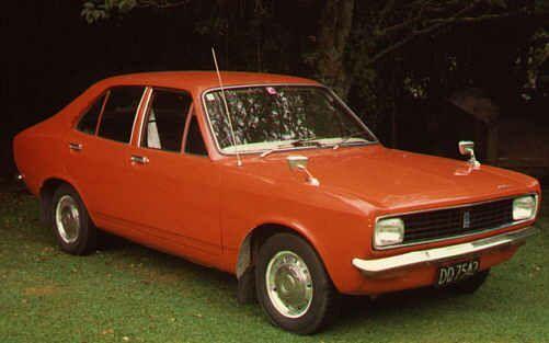 Hillman Avenger - articles, features, gallery, photos, buy cars - Go Motors