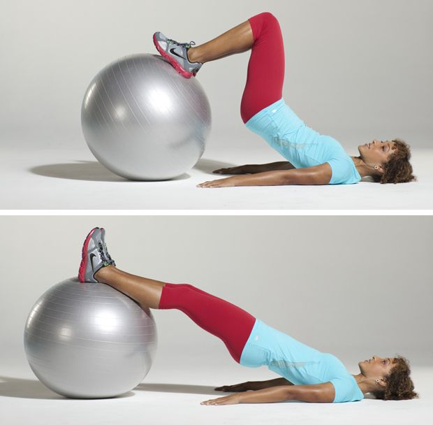 Stability Ball Hamstring Curl T Nation: 17 Best Images About Health On Pinterest