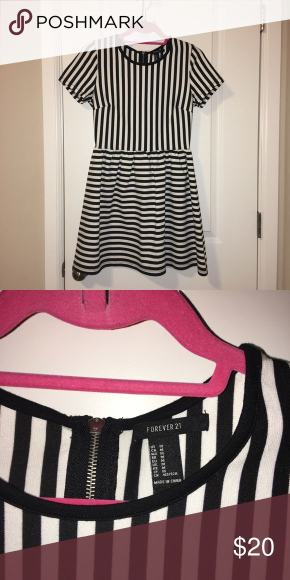 Striped Formal Dress NEVER WORN; Perfect for formal occasions Dresses Mini