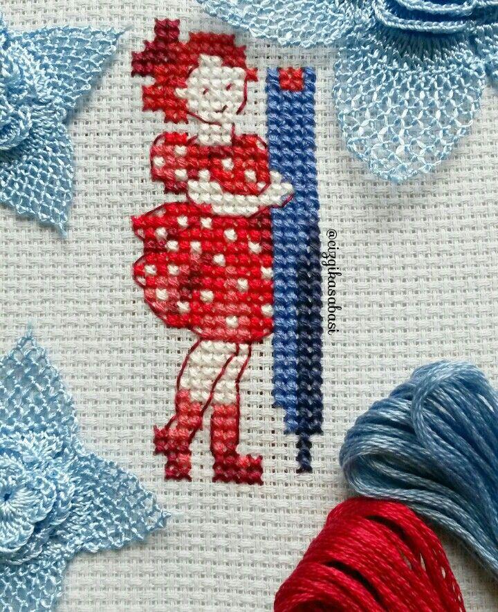 Veronique enginger les brodeuses parisiennes point de croix cross stitch
