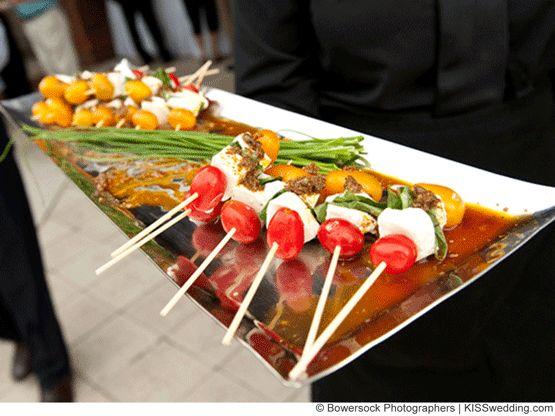 Back Yard Wedding Reception Food Ideas