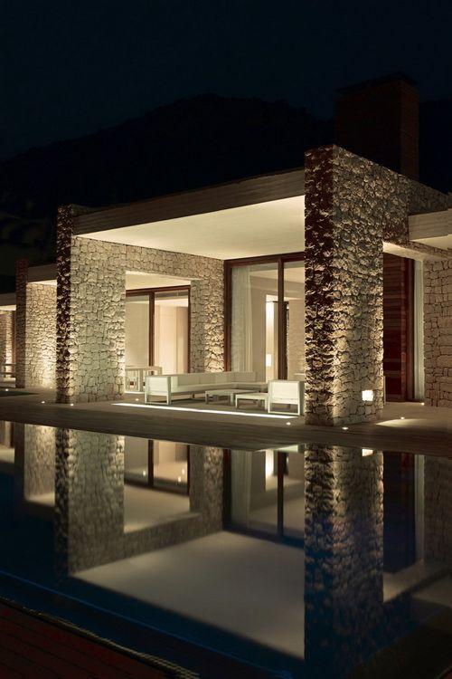 Stone House in Monasterios by Ramon Esteve Architect | TC-A