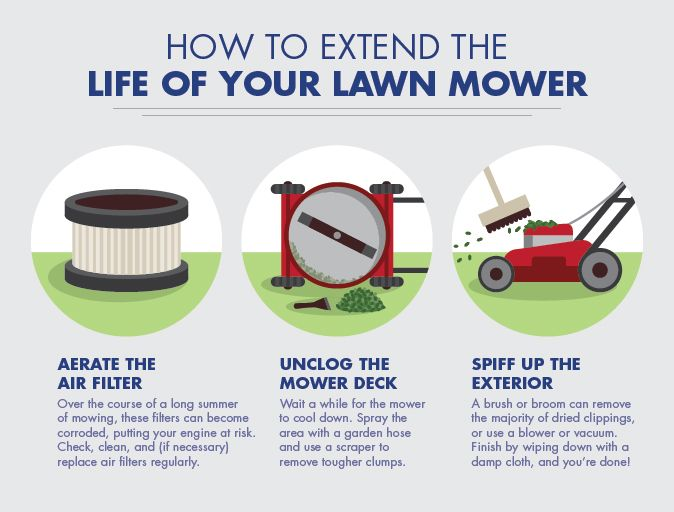How to Extend the Life of Your Lawn Mower