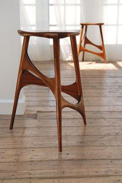 Aiyana - these could work with Danish modern, but are they too designy?  Designlush - Infinity