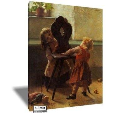 Κου Κου, Γεώργιος Ιακωβίδης | Καμβάς, αφίσα, κορνίζα, λαδοτυπία, πίνακες ζωγραφικής | Artivity.gr