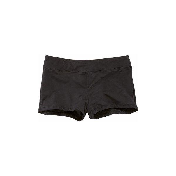 Carve Designs Boy Brief ($49) ❤ liked on Polyvore featuring swimwear, bikinis, bikini bottoms, black, swimming bikini, black swim trunks, swim boyshorts, boyshort bikini and boy short bikini bottoms