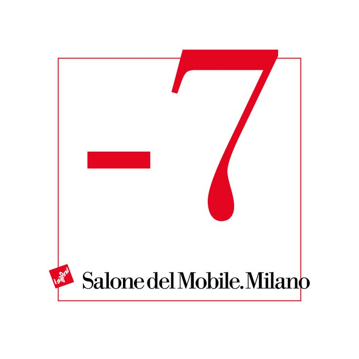 Are you ready to be the first to see the latest? Only one week left to #SalonedelMobile, can't wait!