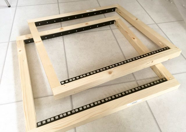 How To Build A Diy Rack Case And Why Diy Rack Rack Diy
