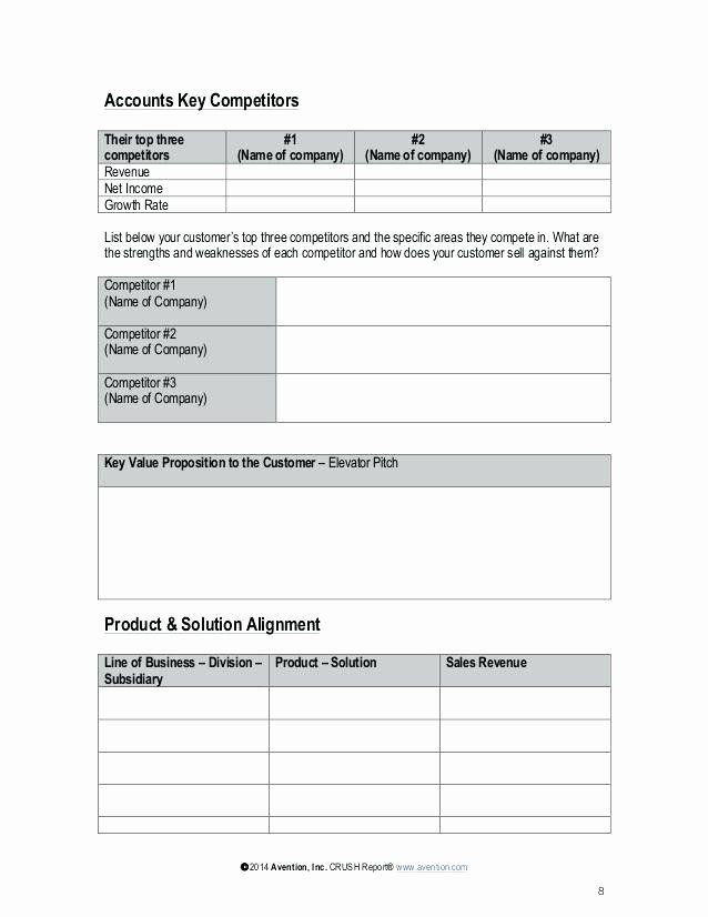 Awesome Strategic Plan Reporting Template In 2020 Simple