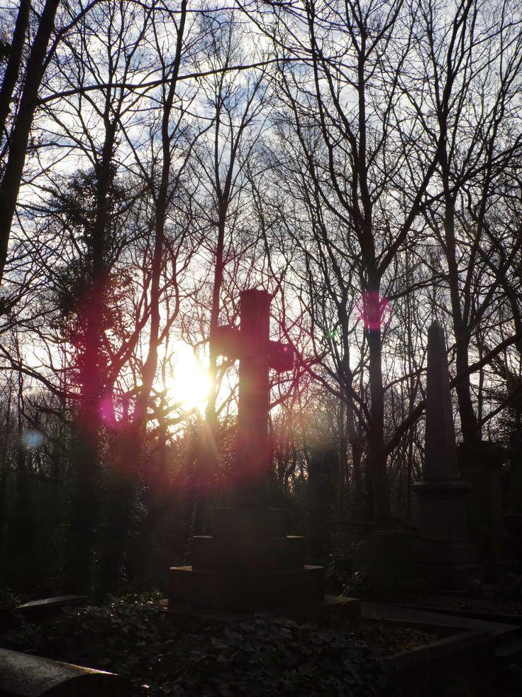 earlybirder: Highgate Cemetery....Karl Marx
