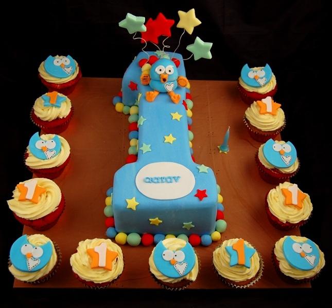 Giggle+Hoot+Cake