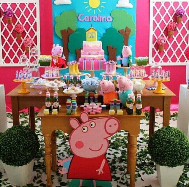Festa da Peppa Pig