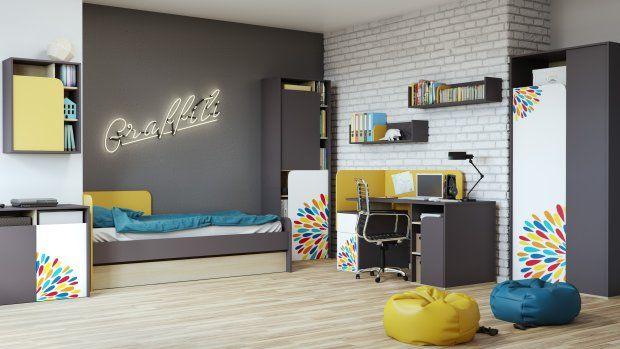 Urządzanie pokoju dla ucznia ze sklepem meblowym Agata