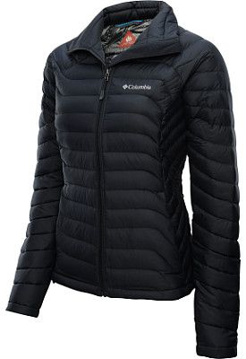 COLUMBIA Women's Powerfly Down Jacket - SportsAuthority.com