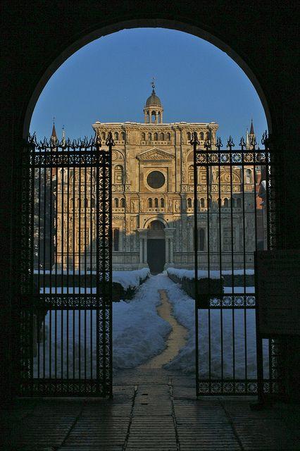 Certosa di Pavia by Giacomo Carena on Flickr.