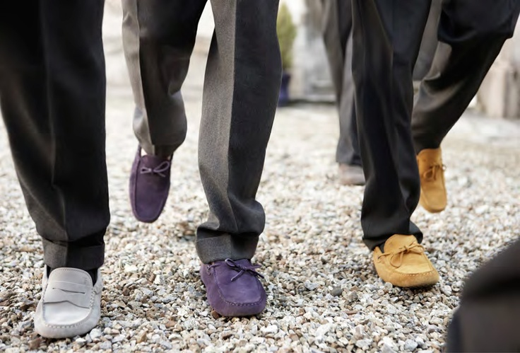 Tod's Tug or War. A new generation embraces tradition.