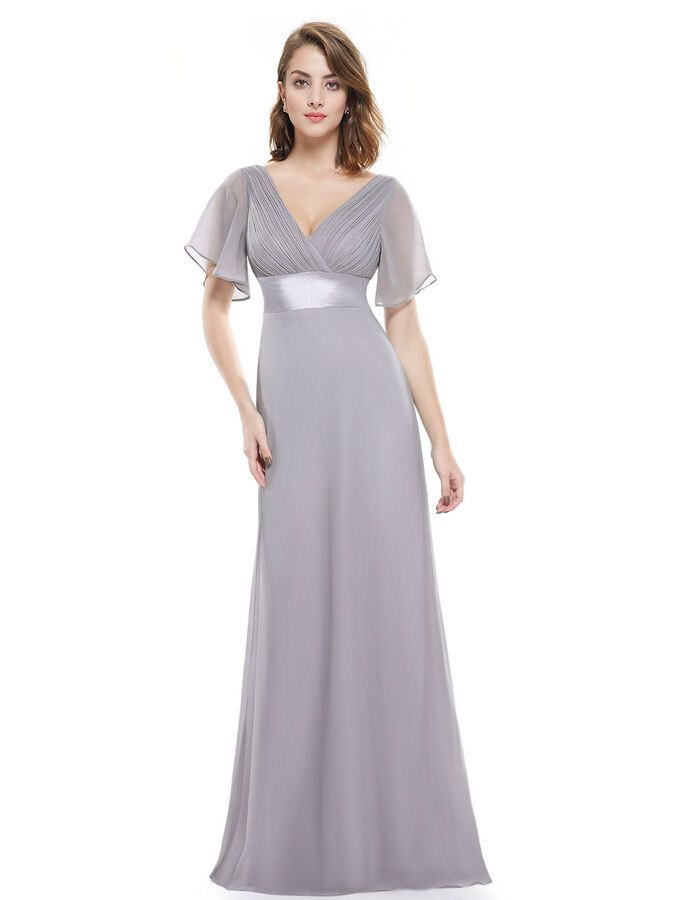 dbeca0aabc0d5 Ever-Pretty Chiffon Bridesmaid Dresses Maxi Long Formal Party Prom Evening  Gowns#Dresses#Maxi#Bridesmaid