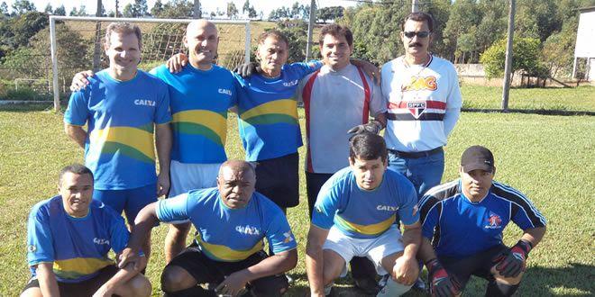 Futebol Suíço dos Veteranos da Caixa Econômica Federal  - http://projac.com.br/noticias/futebol-suico-dos-veteranos-da-caixa-economica-federal.html
