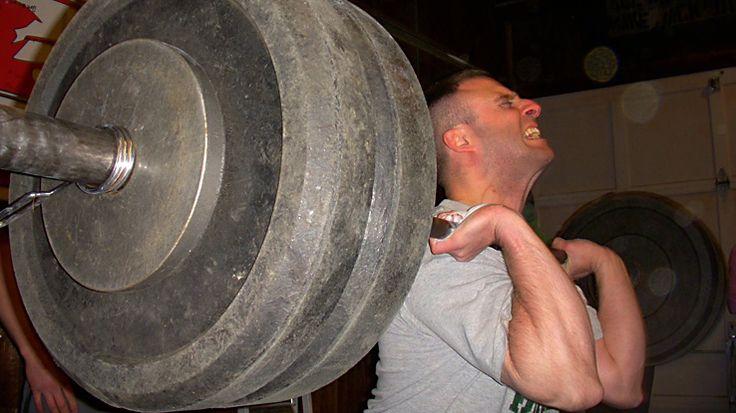Beyond bodybuilding pavel
