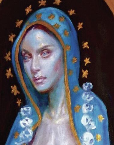 L.A. artist's scantily clad 'Guadalupe' raises ire of local Catholic activist