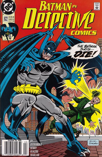 Dick Sprang (28 July 1915  10 May 2000 USA) was a comic book artist best known for his defining work... Dick Sprang (28 July 1915  10 May 2000 USA) was a comic book artist best known for his defining work on Batman from the mid-1940s through the 1950s. He was a magazine and newspaper illustrator during the 1930s while he was in high school and after. In 1936 he moved to New York City and began working in the pulp magazines. Late in the decade he provided art assistance on the Secret Agent…
