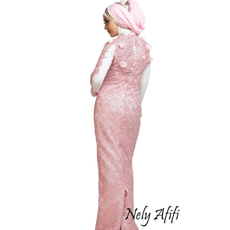 Evening Dress for muslimah