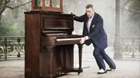 Hugh Laurie at Fox Performing Arts Center on May 30, 2014