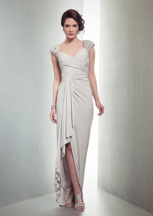 Mignon Vm650 Fall Dresses 2017 Formal Evening White Dress Bridal