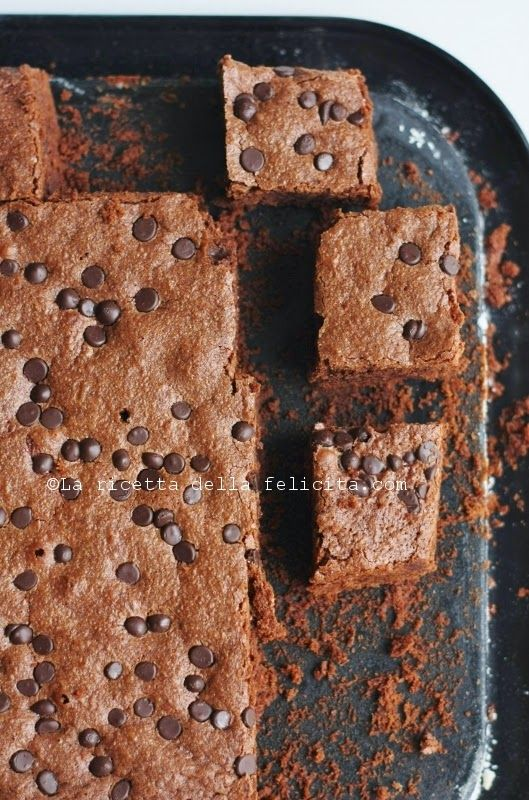 La ricetta della felicità: Brownie di Nigella: un'idea in più per riciclare le uova di Pasqua avanzate!