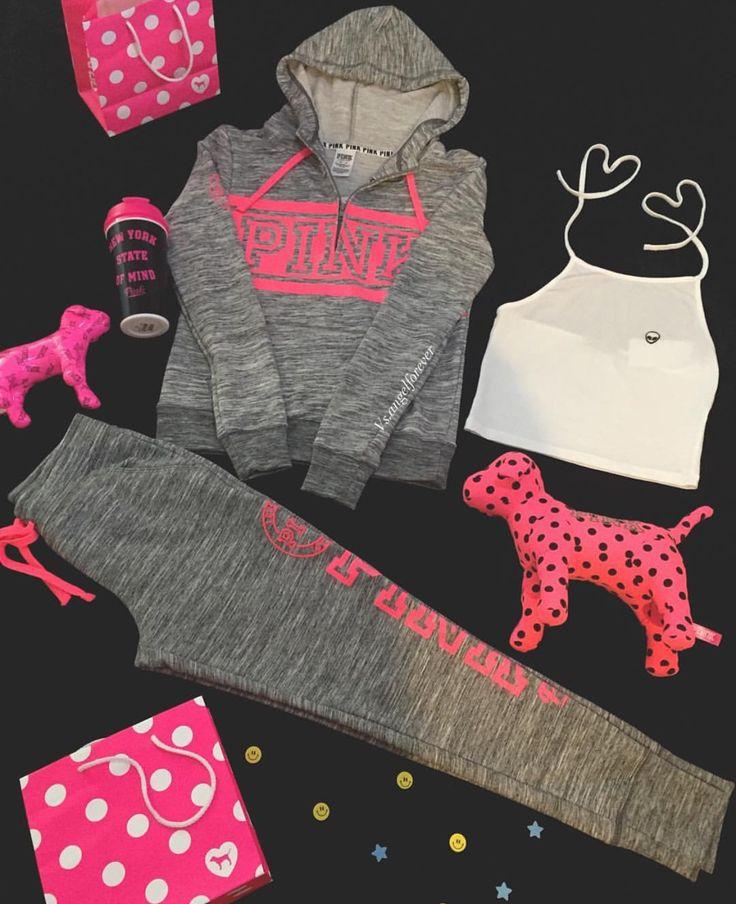Pinterest Missyouss Victoria Secret Outfits Pink