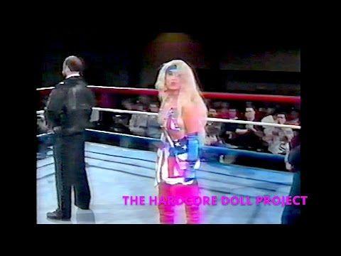 FALL FASHION SWIMWEAR SHOWDOWN NWA / ECW 1993