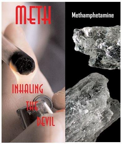 Metanfetamina: Você sabe o que é?