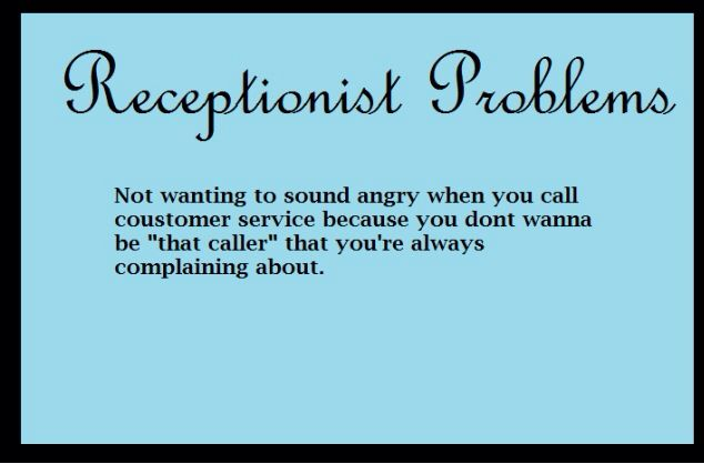 Funny Memes For Receptionist : Receptionist and haha on pinterest