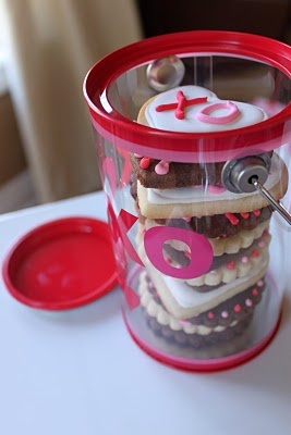 paint can cookies