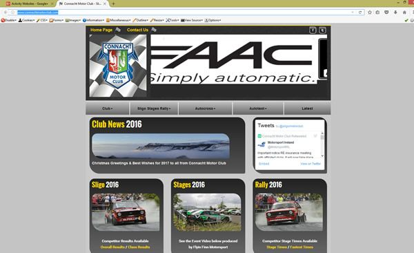 http://www.connachtmotorclub.com/ website built by www.format.ie