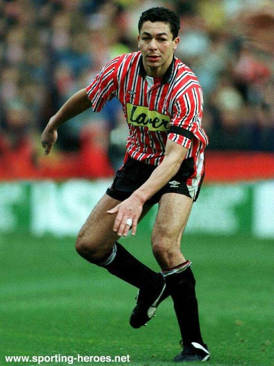 Brian GAYLE - Sheffield United FC - 1991/92-1995/96