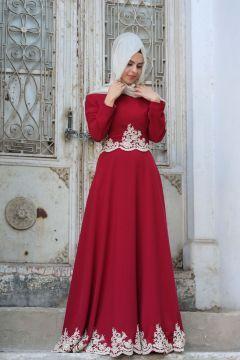 Azade Hafsa Sultan Elbise