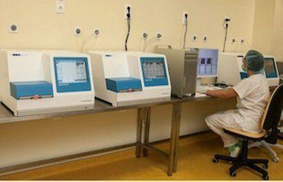 """Високотехнологично попълнение в лабораторията на МБАЛ за женско здраве """"Надежда"""""""