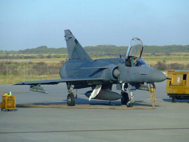 ☆ South African Air Force ✈Cheetah C