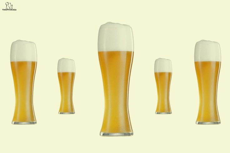 Pivska čaša - Weisen