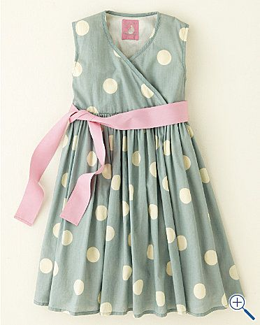 Dream dress polka dot love