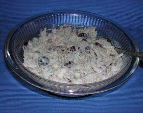 The Iowa Housewife: Waldorf Chicken Salad
